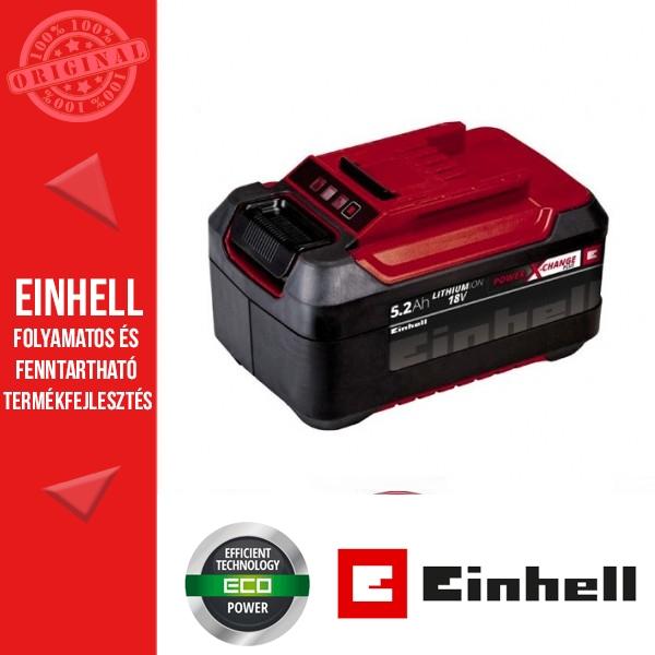 Einhell 18V PXC 5,2Ah Akkumulátor