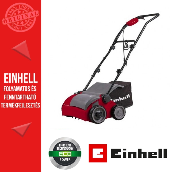 Einhell RG-SA 1433 Elektromos gyeplazító-szellőztető