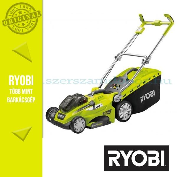 Ryobi RLM18X40H240 akkumulátoros fűnyíró