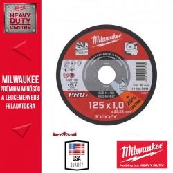Milwaukee Pro+ vágótárcsa 125x1mm
