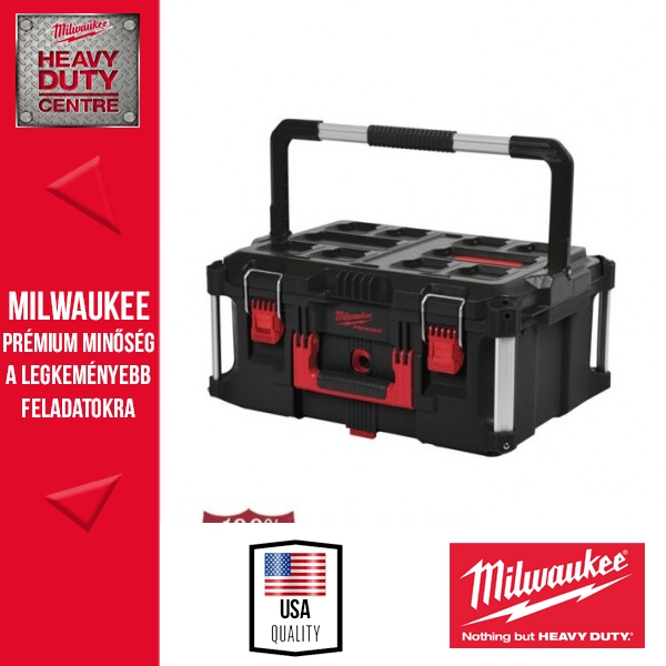 Milwaukee PACKOUT™ Tároló láda Large Box