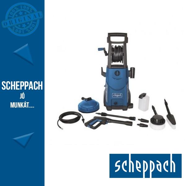 Scheppach HCE 2400 Magasnyomású mosó 180 bar, tartozékokkal