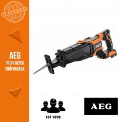 AEG BUS 18 BL-0 Akkus szablyafűrész