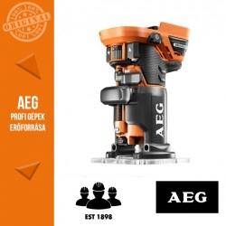 AEG BOF 18 BL-0 Akkus élmaró