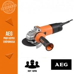 AEG WS 13-125 SXE Sarokcsiszoló