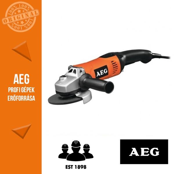 AEG WS 15-125 SXE Sarokcsiszoló