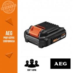 AEG L1415G3 Pro Li-ion akkumulátor, 14.4 V, 1.5 Ah