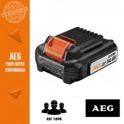 AEG L1420G3 Pro Li-ion akkumulátor, 14.4 V, 2.0 Ah