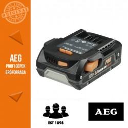AEG L1815R Pro Li-ion akkumulátor, 18 V, 1.5 Ah