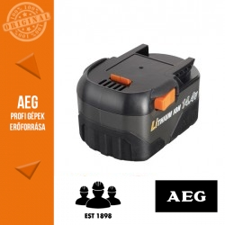 AEG L1415R Pro Li-ion akkumulátor, 14.4 V, 1.5 Ah