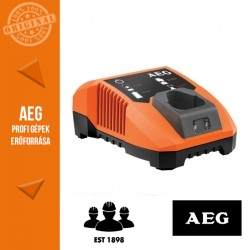 AEG LL 1230 30 perces Li-ion akkutöltő, 12 V