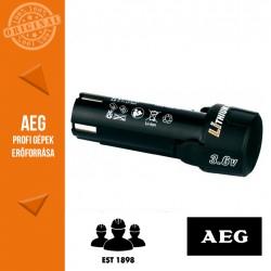 AEG SL 3.6 Li-ion akkumulátor, 3.6 V, 1.5 Ah