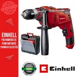 Einhell TC-ID 1000 Kit ütvefúrógép 1010 W + fúrószár készlet