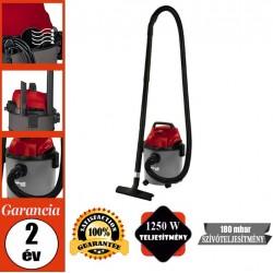 Einhell TC-VC 1815 nedves-száraz porszívó 1250 W