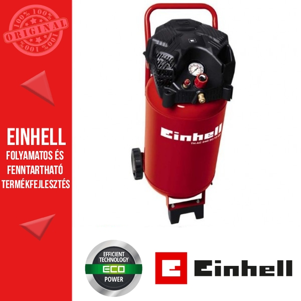 Einhell TH-AC 240/50/10 OF kompresszor 1500 W – 4010393