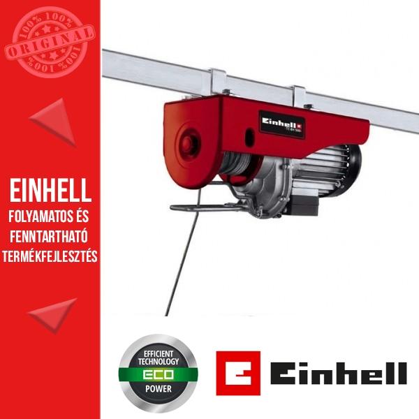 Einhell TC-EH 500 drótköteles emelő