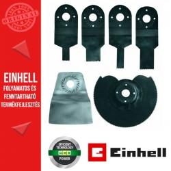 Einhell Starer Kit 6 részes multicsiszoló kiegészítő szett