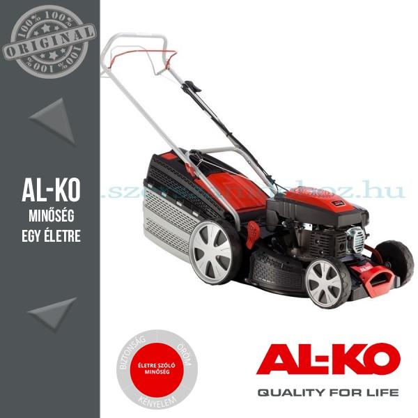 AL-KO 4.64 SP-S Plus Classic Benzines Önjáró Fűnyíró
