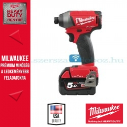 Milwaukee M18 ONEID2-502X ONE-KEY™ FUEL™ ¼˝ HEX ÜTVECSAVAROZÓ