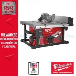 Milwaukee M18 FTS210-121B FUEL™ ONE-KEY™ ASZTALI KÖRFŰRÉSZ