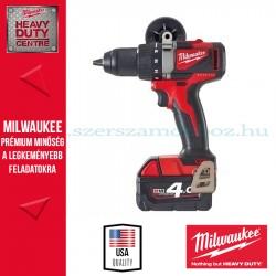 Milwaukee M18 BLDD2-502X szénkefe nélküli fúrócsavarozó