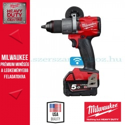 Milwaukee M18 ONEDD2-502X FUEL™ ONE-KEY™  Fúrócsavarozó