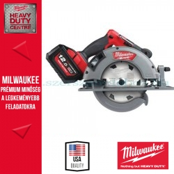 Milwaukee M18 FCS66-121C FUEL™ 66 MM-ES KÖRFŰRÉSZ FÁHOZ ÉS MŰANYAGHOZ