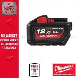 Milwaukee M18 HB12 REDLITHIUM-ION Akkumulátor 18V/12,0Ah