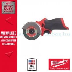 Milwaukee M12 FCOT-0 SZUPERKOMPAKT VÁGÓSZERSZÁM Alapgép