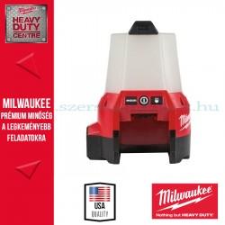 Milwaukee M18 TAL Akkumulátoros térmegvilágító lámpa alapgép