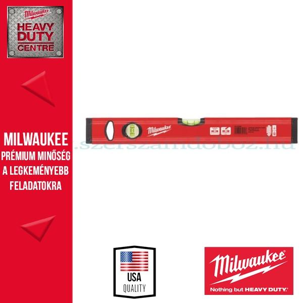 Milwaukee MÁGNESES KESKENY VÍZMÉRTÉK 40 CM