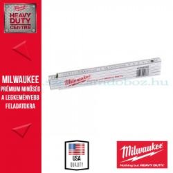 Milwaukee ÖSSZECSUKHATÓ FA MÉRŐLÉC (COLOSTOK) 2M 1 DB