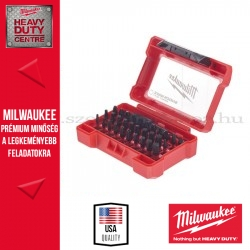 Milwaukee 32 DARABOS SHOCKWAVE KOMPAKT BITKÉSZLET - 1 DB