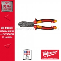 Milwaukee VDE HEAVY DUTY ERŐ-OLDAL CSÍPŐFOGÓ 180 MM - 1 DB