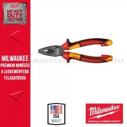 Milwaukee VDE KOMBINÁLTFOGÓ 165 MM - 1 DB