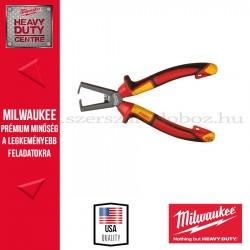 Milwaukee VDE KÁBELCSUPASZÍTÓ FOGÓ 160 MM - 1 DB