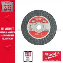 Milwaukee FÉMVÁGÓ TÁRCSA 5db 76mm