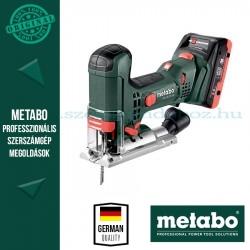 Metabo STA 18 LTX 100 AKKUS SZÚRÓFŰRÉSZ (2 x 4.0Ah LiHD)