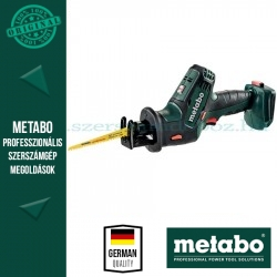 Metabo SSE 18 LTX COMPACT AKKUS KARDFŰRÉSZ ALAPGÉP (METALOC KOFFERBETÉTBEN)