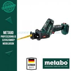 Metabo SSE 18 LTX COMPACT AKKUS KARDFŰRÉSZ ALAPGÉP (METALOC KOFFERBEN)