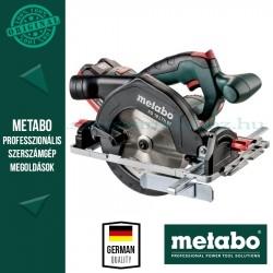 Metabo KS 18 LTX 57 AKKUS KÖRFŰRÉSZ