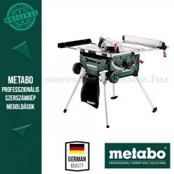 Metabo TS 36-18 LTX BL 254 AKKUS ASZTALI KÖRFŰRÉSZ