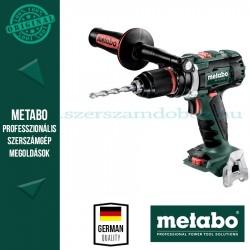Metabo BS 18 LTX BL I AKKUS FÚRÓCSAVAROZÓ ALAPGÉP (METALOC KOFFERBEN)
