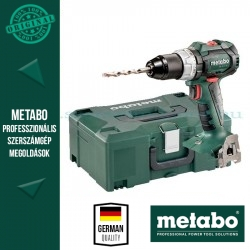 Metabo SB 18 LT BL AKKUS ÜTVEFÚRÓGÉP ALAPGÉP (METALOC KOFFERBEN)