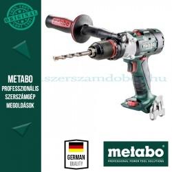Metabo SB 18 LTX-3 BL I AKKUS ÜTVEFÚRÓGÉP ALAPGÉP (METALOC KOFFERBEN)