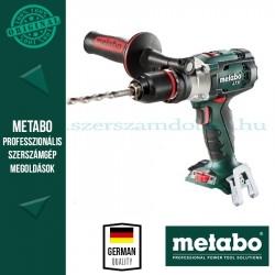 Metabo SB 18 LTX IMPULS  AKKUS ÜTVEFÚRÓGÉP ALAPGÉP (METALOC KOFFERBEN)