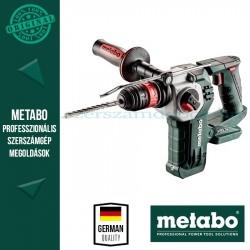 Metabo KHA 18 LTX BL 24 QUICK AKKUS KOMBIKALAPÁCS ALAPGÉP (METALOC KOFFERBETÉTBEN)