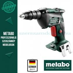 Metabo SE 18 LTX 6000 AKKUS  GIPSZKARTON CSAVARBEHAJTÓ ALAPGÉP (METALOC KOFFERBEN)