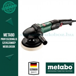 METABO PE 15-20 RT POLÍROZÓGÉP