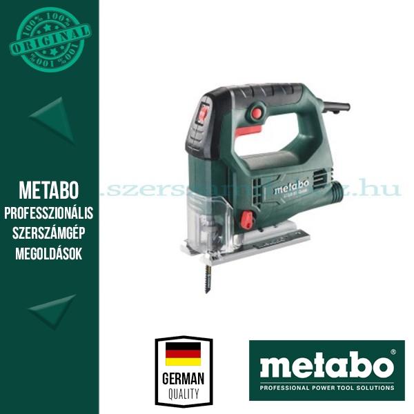 METABO STEB 65 Quick  Szúrófűrész + Multitool